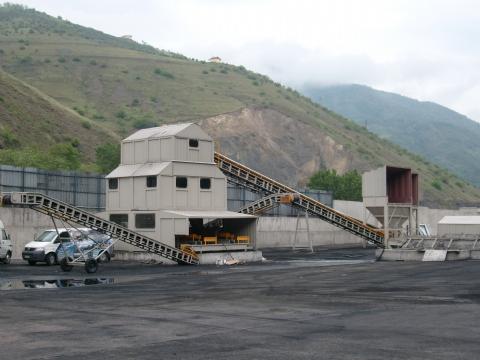 Kömür Paketleme Tesisi