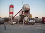 75 m³/h Mobil Beton Santralleri