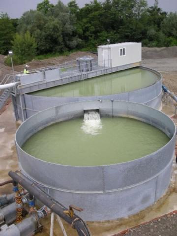 Su İşleme Plenti ÖZFEN & MS İş Birliği